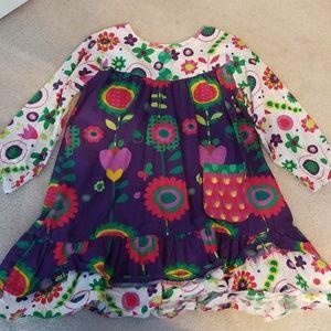 EUC Jelly the Pug dress